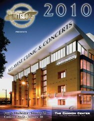January 29 Concert Bands - West Tennessee School Band and ...
