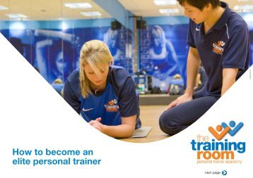 How to become an elite personal trainer - The Student Room