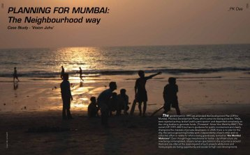 Planning for Mumbai, The Neighbourhood way.pdf - Urban Design ...