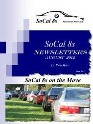 August 2012 - BMW Car Club Norway