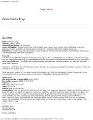Fremtidens krop - Samlet html - Gert balling