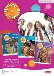 Scheme Leaflet Scheme Leaflet - Pearson Schools