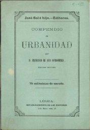 URBANIDAD - Sol-Torres