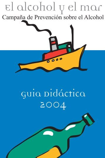El alcohol y el mar - Plan Nacional sobre drogas