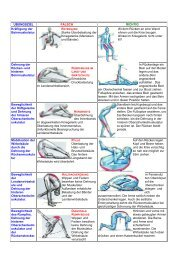 Funktionsgymnastik