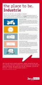 Poster-Wirtschaft und Industrie - be Berlin - Page 2