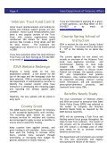 February 2008 Newsletter - Iowa Department of Veterans Affairs - Page 4
