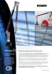 Romer Omega_fr 02.07.indd - EMS: European Metrology Systems sa