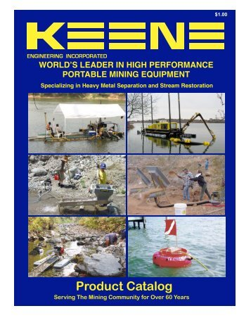 Product Catalog - Keene Engineering