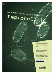 Legionelli - Rada Armaturen