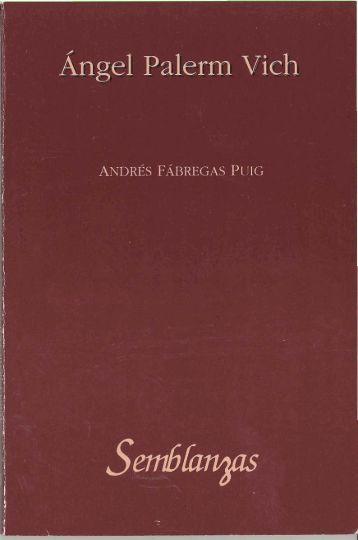Andrés Fábregas Puig - Ciesas