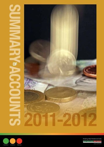 Summary of Accounts 2011-2012.pdf - West Midlands Fire Service