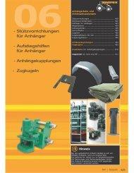 - Stützvorrichtungen für Anhänger - Aufstiegshilfen für Anhänger ...
