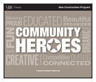 booklet - New Communities Program