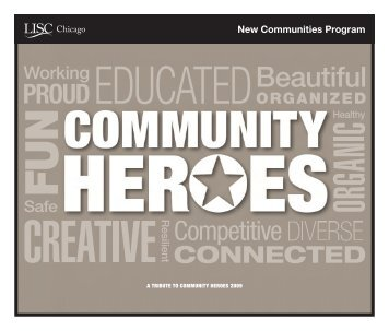 booklet - New Communities Program
