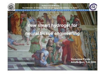 new smart hydrogel for neural tissue engineering