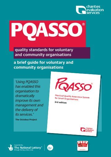 Guide for Voluntary and Community Organisations - One World Trust