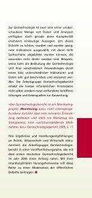Broschüre der Arbeitsgruppe - Gentechnologiebericht - Seite 5