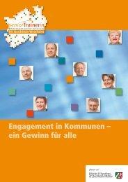 Engagement in Kommunen – ein Gewinn für alle - Forum ...