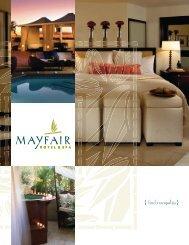 Fact Sheet - Mayfair Hotel & Spa