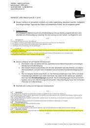 HANDOUT JARL Plenum vom 25.11.2010 → Dieses Handout ist ...