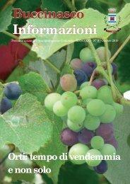 Buccinasco Informazioni Buccinasco Informazioni - Comune di ...