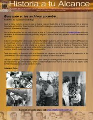 Boletin Informativo- Septiembre a Octubre 2014