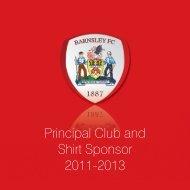 Club and Shirt Sponsor 2011-2013 - The UK Sponsorship Database