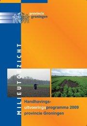 02-13-MTZ-JVDH titelpagina handhaving uitv - Provincie Groningen