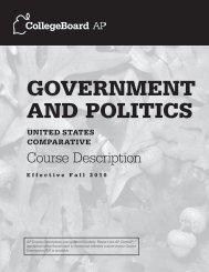 ap-government-and-politics-course-description