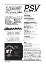 pro Tag - Polizei Sport Verein Koeln 1922