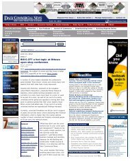 Bill C-377 a hot topic at Ottawa open shop ... - Nanos Research