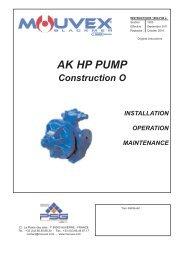 NT 1003-F00 09.11 Pump AK HP e:NT 1003-E00 03.06 Pompes AK ...