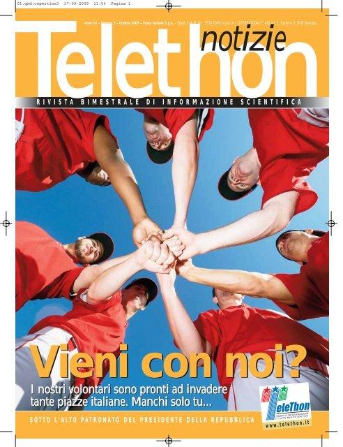 Telethon Notizie - Malattie metaboliche.it