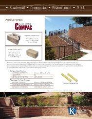 COMPAC - Keystone