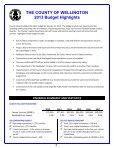 2013 user fees and charges - County of Wellington - Page 6