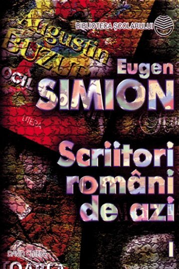 Simion Eugen - Scrii..