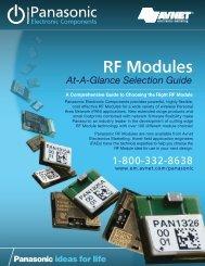 RF Modules - Avnet Electronics Marketing