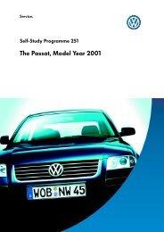 Self-Study Programme 251 - VolksPage.Net