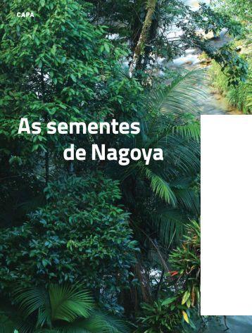 As sementes de Nagoya - Revista Pesquisa FAPESP