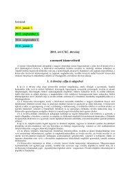 köznevelési törvény hatályba lépési segédlete (.pdf) - Zalai Oktatás