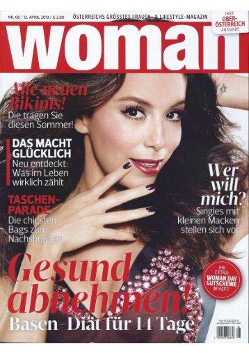 Woman_12April2013_CR - Claudia Redlhammer
