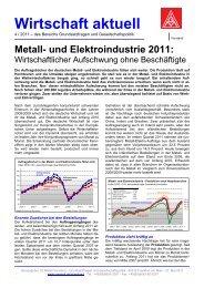 Wirtschaft aktuell - Schaeffler-Nachrichten der IG Metall: Startseite