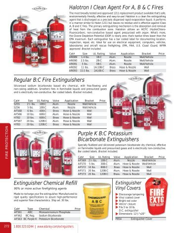 Amerex fire extinguisher manual