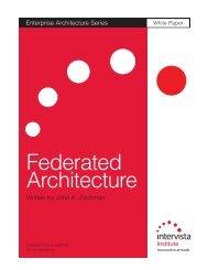 Federated Architecture - Uhlberg Advisory GmbH