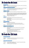 Age Appropriate Lesson Plans by Grade Level - CHI of Goodhue ... - Page 2