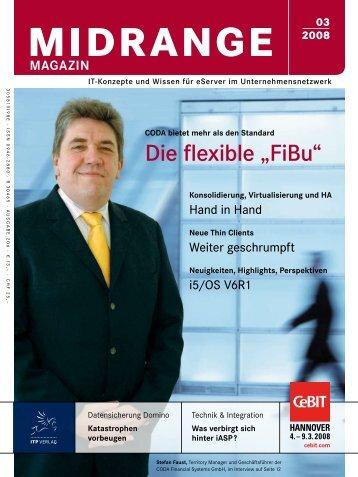 "Die flexible ""FiBu"" - Midrange Magazin"