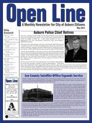 May - City of Auburn