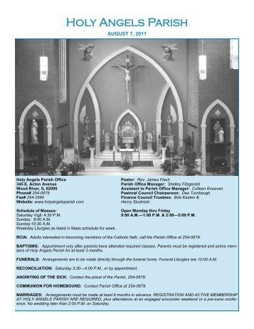 Holy Angels Parish