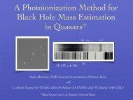 A Photoionization Method for Black Hole Mass Estimation in Quasars